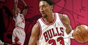 Scottie Pippen #33 球衣退休的紀念影片