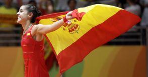 """羽球界的""""莎娃"""" 西班牙戰神Carolina Marin"""