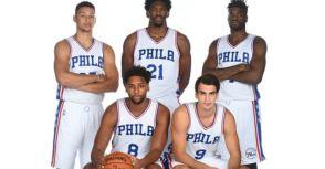 「天賦」戰隊的覺醒(上)—Philadelphia 76ers