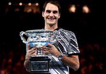 實至名歸的現役網壇傳奇 - Roger Federer