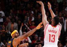 如James Harden真的能奪MVP,那防守將是他獲獎的主因