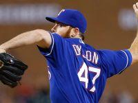 會轉彎的『伸卡保齡球』,Sam Dyson的棒球人生