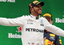 【F1】Rd.02中國站回顧:起跑後就沒讓出領先,Hamilton成功主宰比賽節奏