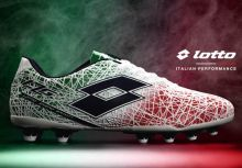 LOTTO樂得足球推出全新LZGVIII200 重現義式經典王朝 限量上市