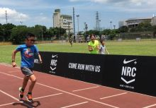 《健達兒童路跑》運動習慣從小培養,父母假日硬起來,參加Nike兒童訓練營