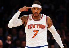 【被辱?】Carmelo Anthony不滿ESPN球員排名!