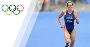 「鐵人消息」里約奧運金牌Gwen Jorgensen目標2020東京奧運馬拉松
