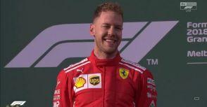 【F1】Rd.01澳洲GP回顧:意想不到的狀況讓Vettel拿下勝利