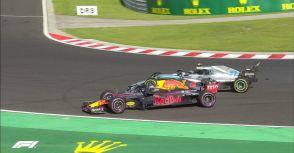 【F1】Rd.12匈牙利GP賽後報:Bottas因碰撞事件加罰10秒,但排名未改變