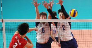 《亞運排球》真的好可惜!中華隊與南韓大戰五局遭再見攔網無緣金牌戰