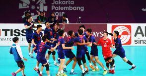 《亞運排球》中華男排好樣的!力退卡達長人陣睽違20年勇奪銅牌