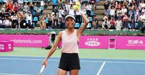 六年來首奪WTA單打冠軍!謝淑薇世界排名可望大躍進