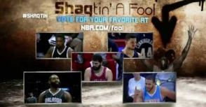 Shaqtin` A Fool(12/12):Cory Jefferson 籃球場上的伸卡球