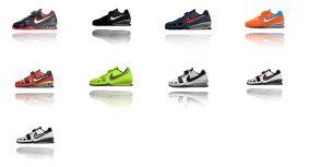 鞋,怎麼穿 (1) - 舉重,健力三項篇