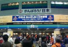 2014日米野球明星對抗賽-東京戰