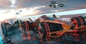 【F1】MCLExtreme——McLaren車隊想像的2050年F1世界