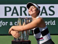 20190317 WTA 賽事精華摘要:Indian Wells