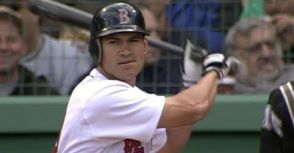 奇蹟降臨,魔咒解除—談2004年波士頓紅襪隊:Johnny Damon