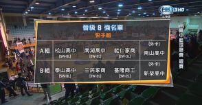激戰過後,HBL準決賽八強名單出爐