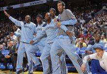 【2013-2014/NBA/灰熊(舊文)】灰熊厲害的板凳