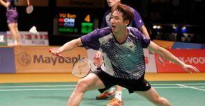 不輕易言退 李勝木再戰台北羽球公開賽