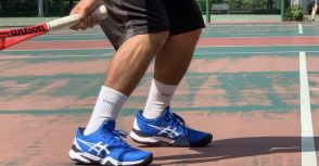【Tennis】重返顛峰的無死角球王 - ASICS Court FF Novak Performance Review