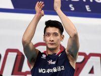 韓國排球/驚喜宣布婚訊 「發球王」文聖民:獎金作為結婚基金