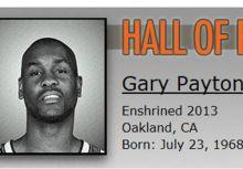 """一代控衛""""手套""""Gary Payton (含訪台記者會側記)"""