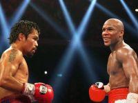 萬眾矚目!Floyd Mayweather 將迎戰「菲律賓英雄」Manny Pacquiao!