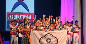 阻斷美國霸業 中華啦啦隊奪世界冠軍!