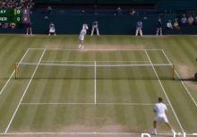 Roger Federer 費德勒勝出(贏下莫瑞 Murray)的小秘密