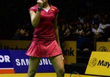 2015 世界羽球錦標賽 女單分析