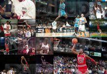 #23 Michael Jordan 生涯球衣圖集 (1984/85 ~ 2002/03)