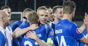 冰島─蕞爾小國 完美團隊