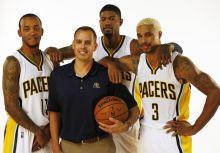 【外絮】媒體日,兩三事!Indiana Pacers