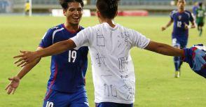 [賽後回顧] - 國際友誼賽:臺灣5-1澳門