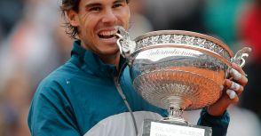 傷痕累累的Nadal 精神如一