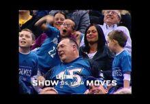 【經典球迷】Kevin Garnett也向他致敬的最佳粉絲