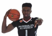 2016新秀 - 全美第一 Jaylen Brown