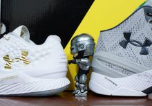[丁仔分享]新年禮物之二-I can do all things-UA CURRY 1 LOW VS CURRY 2