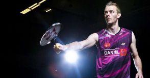 丹麥羽球名將腦部動刀 奧運希望渺茫