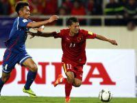 3月24日中華1:4客場輸越南賽事記錄