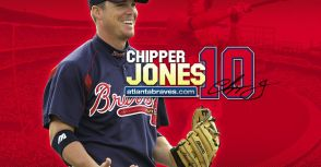 超級英雄Chipper Jones出任務!