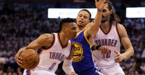 Curry是MVP,系列尚未結束  勇士雷霆第4戰賽後隨筆