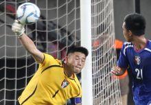 中華男足金邊客場輸柬埔寨2分賽事記錄