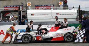 【利曼24小時大賽】五號車為什麼會在最後關頭退賽?Toyota車隊正式作出說明