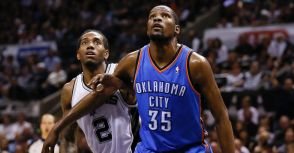 為什麼全世界都要追逐Kevin Durant?