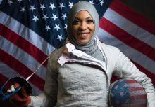 反穆斯林情緒高漲 美國出現首位穆斯林女奧運選手!