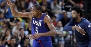 2016奧運:美國前兩戰速寫