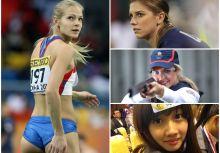 [運動]  2016里約奧運十大美女運動員